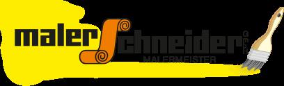 Logo Maler Schneider